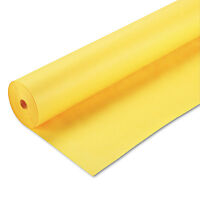 Pacon Spectra Artkraft Duo-finish Paper 48 Lbs. 48 X 200 Ft Canary Yellow 67084 on sale