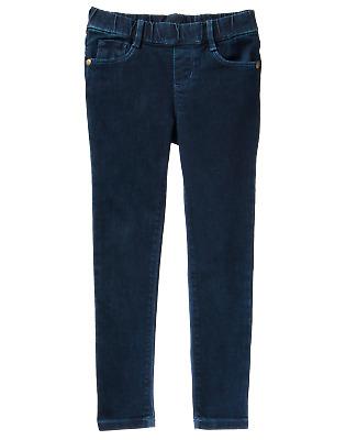 Gymboree Girls Dark wash Jeggings Skinny Jeans Pants NWT Size 8 plus
