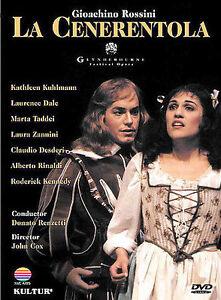 La Cenerentola (DVD, 2004) New/Sealed