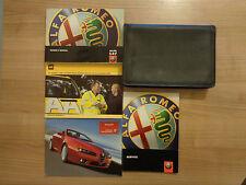 Alfa Romeo 147 Propietarios Manual/Manual Y Cartera 06-10