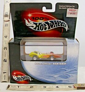 100 Hot Wheels Dean Jeffries Manaray Custom Car Boxed 1 64 Boxed