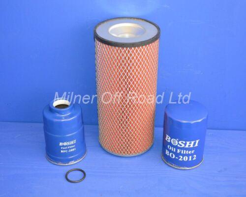8//1988-/> Engine Filter Kit for Nissan Patrol Y60 2.8TD RD28
