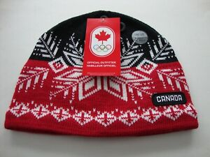 44eb32a3ff6 Image is loading 2018-PyeongChang-Winter-Olympic-Team-Canada-HBC-Snowflake-