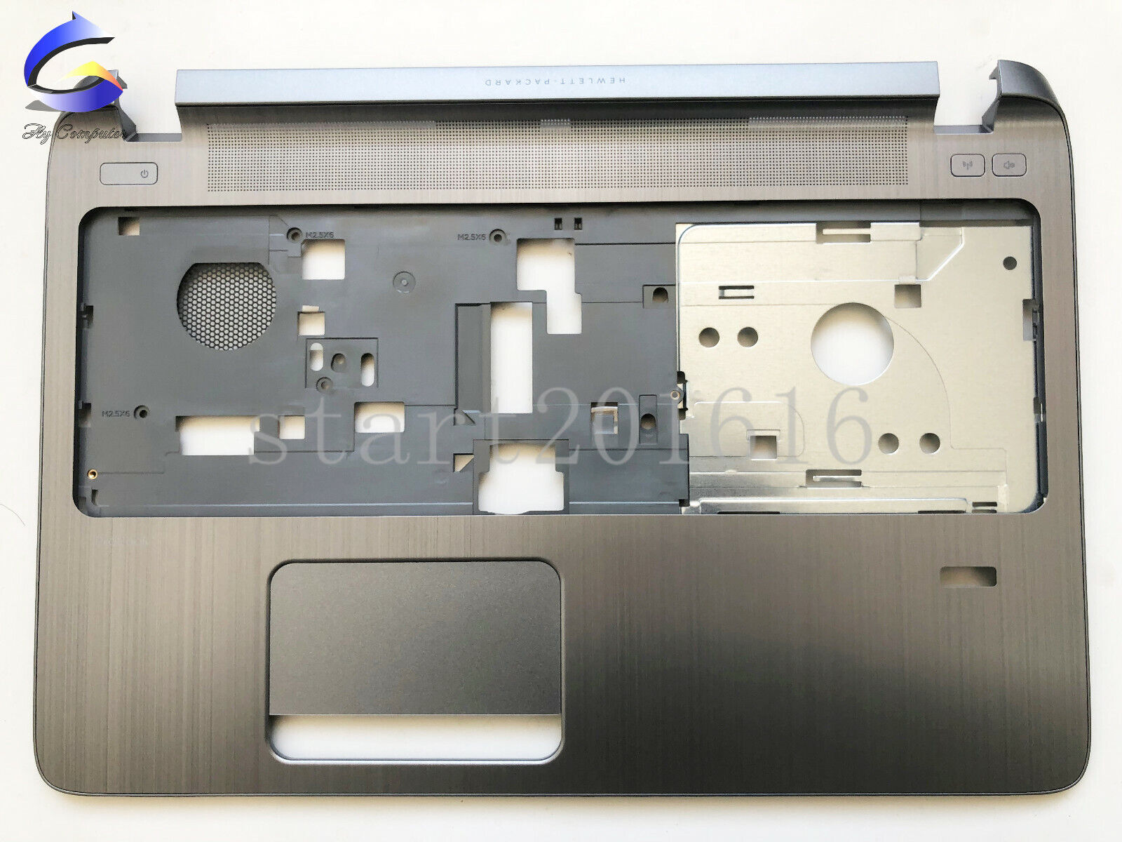 FMS Compatible with 686575-001 Replacement for Hp LCD Front Bezel 4 PRO ULTRABOOK
