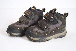 Details zu Jack Wolfskin ATTACK 2 TEXAPORE Winter Stiefel Kinder Wander Tracking Schuhe