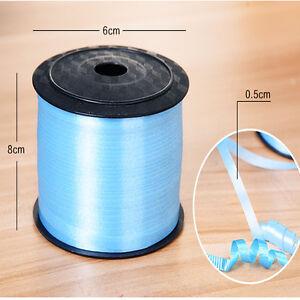 Ruban-de-Ballon-Cadeaux-d-039-Anniversaire-Emballage-Decoration-Curling-Ruban
