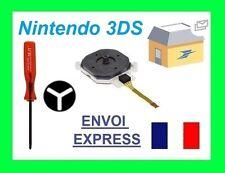 joystick analogique piece detachee console Nintendo 3DS  tournevis triwing