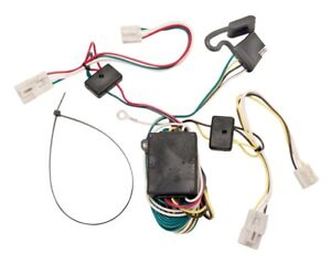 trailer wiring harness kit for 04 10 toyota sienna all. Black Bedroom Furniture Sets. Home Design Ideas