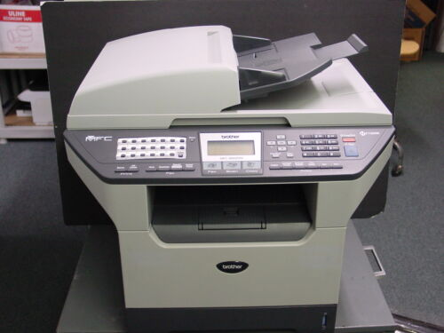 Good Condition Brother MFC-8860DN Flatbed Laser All-in-One Printer Duplex