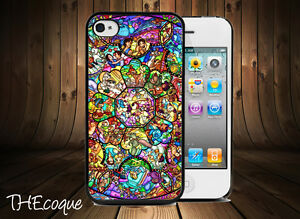 coque iphone 7 disney mosaique