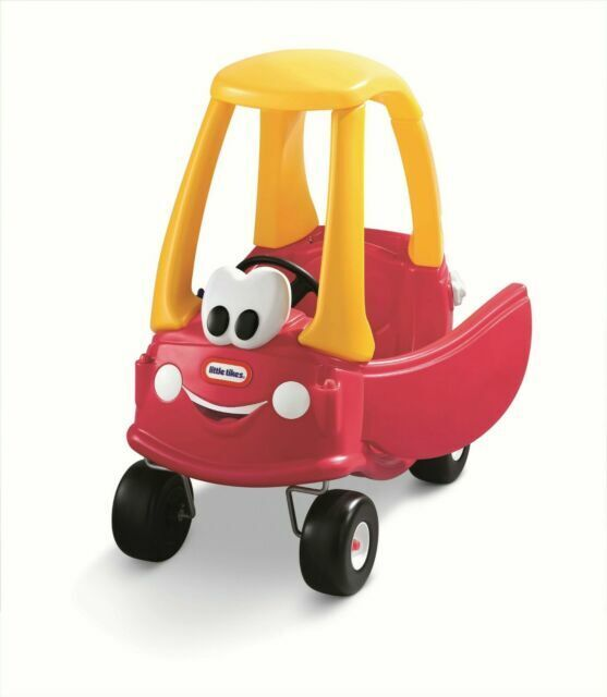 Little Tikes Cozy Coupe Push Car Red