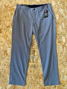 Under Armour Mens Showdown Vented Tapered Golf Pants Size