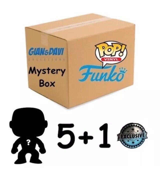 divertiessitoko Pop Lotto Reom Mystery scatola 5  1 Exclusive Tutti differenti a caso