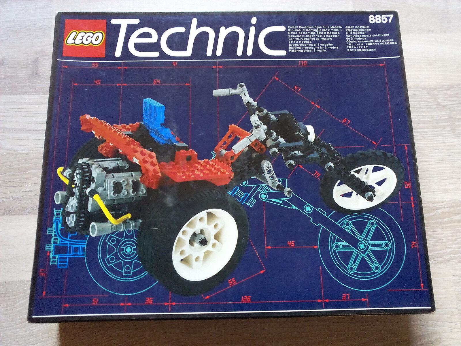 Lego Technic Technik 8857 Street Chopper   NEU & OVP - RARITÄT