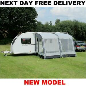 New Pearl Grey 2020 Kampa Dometic Rally 330 Classic Poled