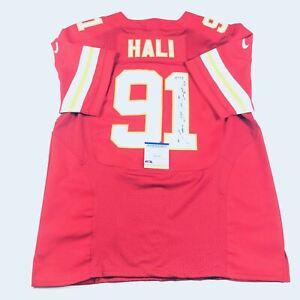 Tamba Hali Signed Jersey PSA/DNA Kansas City Chiefs Autographed | eBay