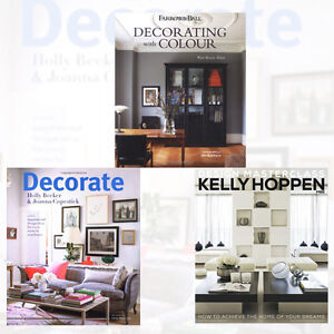 Kelly hoppen paint colours