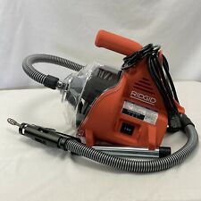 Ridgid Powerclear Drain Cleaner Clears 34 1 12 Drain Lines Up To 25 55808