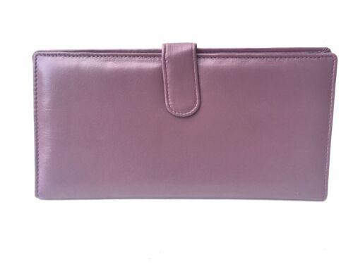 Travel Wallet Document Holder 1-004//5//6 Golunski High Quality Leather Passport