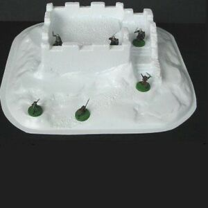 Amera-Plastiques-Chateau-Garder-non-peint-Kit-1-72-1-76-20mm-echelle-F214
