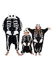 Skeleton Kigurumi - Kids & Adults Costumes From Usa