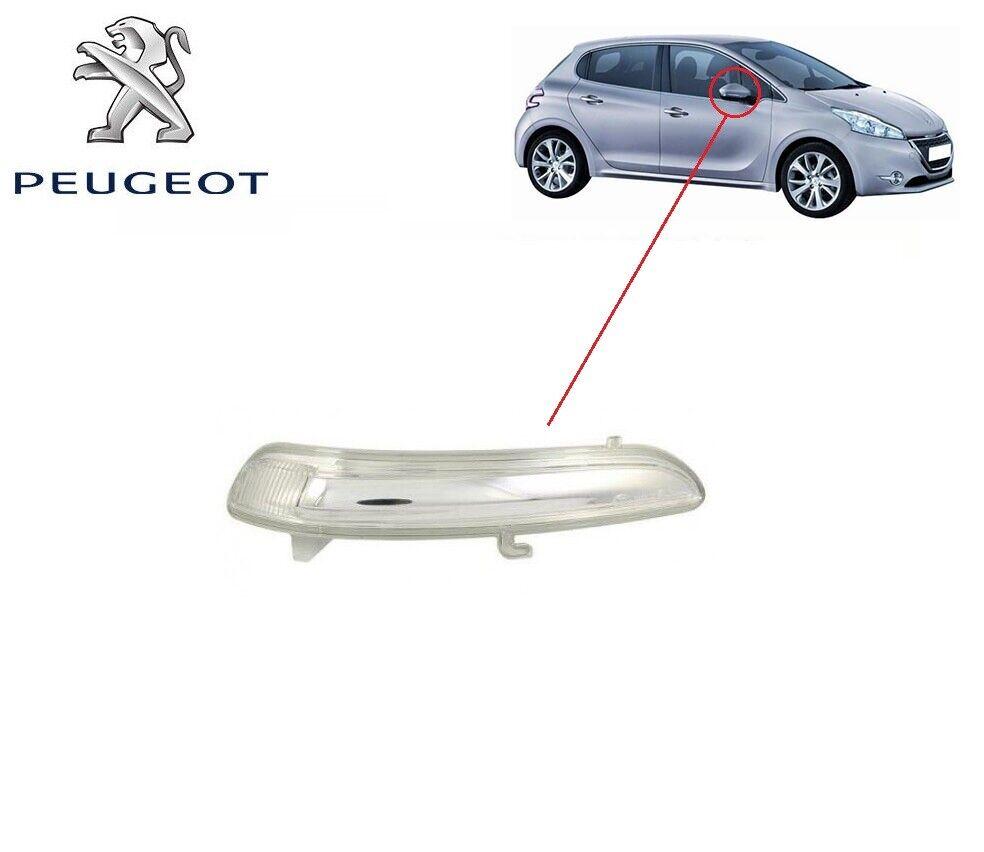 Calotta Specchio Retrovisore Peugeot 208 2012 Destro Verniciabile