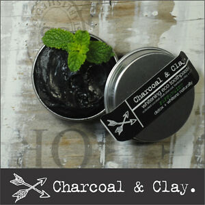 gt-gt-gt-45g-CHARCOAL-TOOTHPASTE-Natural-whitening-Organic-OZ-made-100-natural