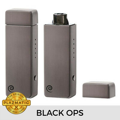 Usb Rechargeable Windproof Electric Plasma Lighter - Plazmatic® Veo™ (black Ops) Con Metodos Tradicionales