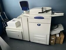 Xerox Docucolor 242 With Fiery Ex260oversize High Capacity Feeder