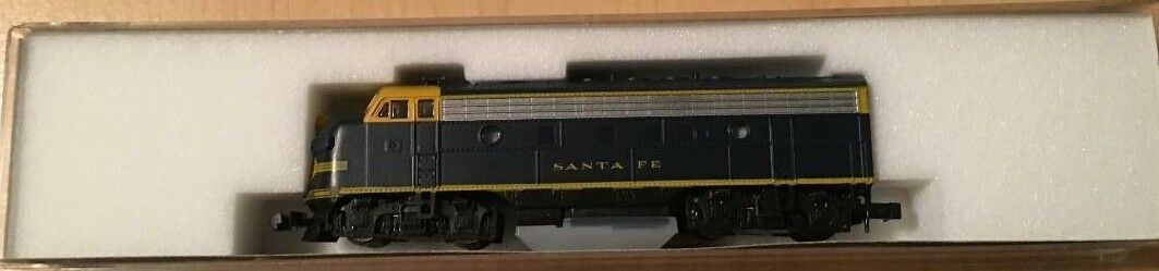 KATO N SCALE 175-188 F3-A fase 2 CN MNG omkring 98'