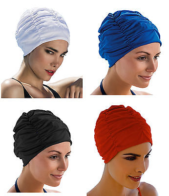 Genuine Fashy Ladies Turban Swim Cap