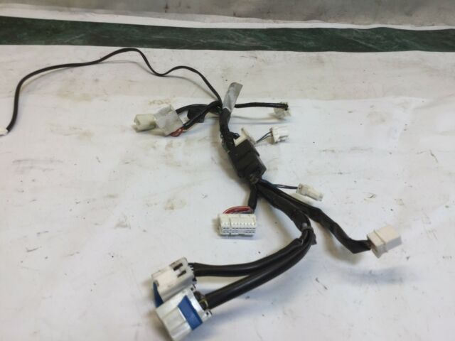 03 04 infiniti g35 coupe drivers left seat wiring wire harness oem03 04  infiniti g35 coupe