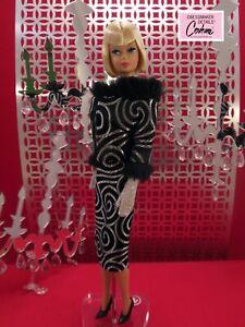 Black-Silver-Brocade-Suit-7352F-by-Dressmaker-Details-for-12-inch-Fashion-Dolls