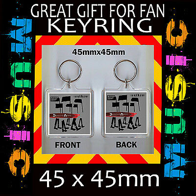 ALBUM COVER –KEY RING-KEY CHAIN SPIRIT DEPECHE MODE KEYRING-45X45MM