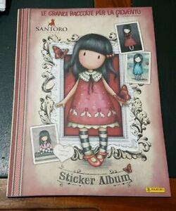 Album Di Figurine Santoro Vuoto Con 6 Figurine Allegate London Gorjuss Nuovo Ebay
