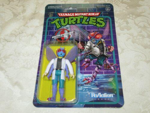Super 7 Reaction Teenage Mutant Ninja Turtles Teenage Mutant Ninja Turtles Baxter Stockman Wave 2 figure