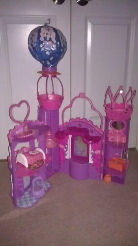 My Little Pony CELEBRATION CASTLE SUNSPARKLE 2002 HASBRO Boys /& Girls Playset