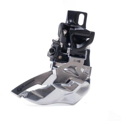 SRAM GX Front Derailleur 2x10 Direct Clamp Bottom Pull