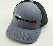 Ford F-Series Black and Gray Mesh Hat