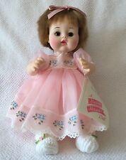 Vintage Madame Alexander Baby Doll SWEET BABY #3630 New In Box Blonde Brown Eyes