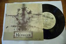 "NEPHILIM""FOR HER LIGHT-disco 45 giri BEGGARS Uk 1990"" PUNK"