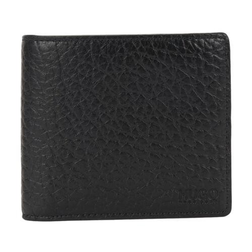 DOLLARO Hugo Boss Wallet 8cc in pelle a grana 50311969 nuovi originali confezionati