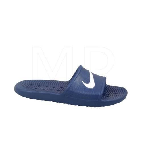 Aq0899 401 Blu Gs Nike Col In Ciabatte Gomma Ragazzi Kawa Doccia Shower vPHfHxO4