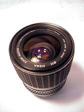 35-70mm F2.8-4.0 Sigma Lens for Konica | New | Warranty IB caps Hood | Box |