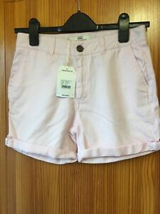 Boys-Ben-Sherman-Shorts-Age-10-11-Years-New-Tags-Chalk-Pink
