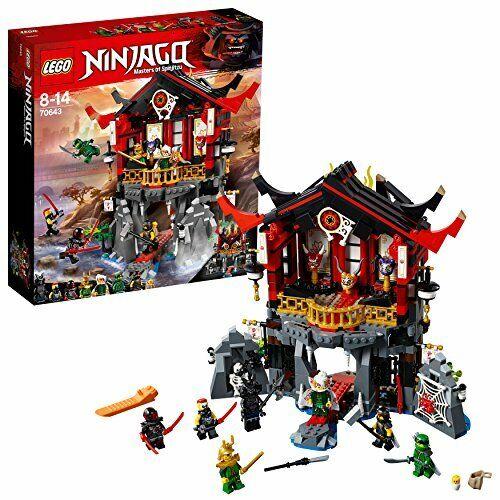 LEGO (LEGO) Ninja Go revival of the temple 70643