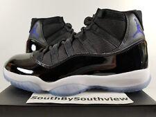 Nike Air Jordan 11 Space Jam Size 14 With Receipt XI Retro Jams Black  378037-
