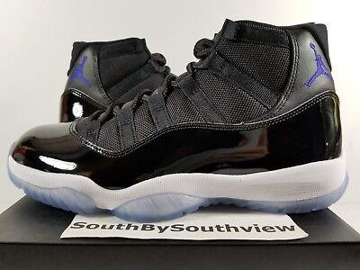 Nike Air Jordan 11 Space Jam Size 7.5 With Receipt XI Jams Black 378037-003 DS | eBay