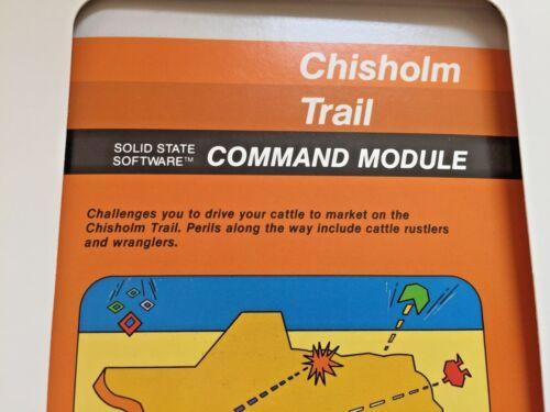 NEW FRESH CASE CHISHOLM TRAIL for the Texas Instruments TI 99//4a Computer NIB