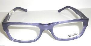 Occhiale Da 5122 Collezione Rayban Eyewear ban Vista Rb 5268 Ray Unisex New 1JTlKcF